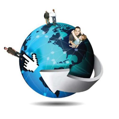 Geolocalizadores en Redes Sociales