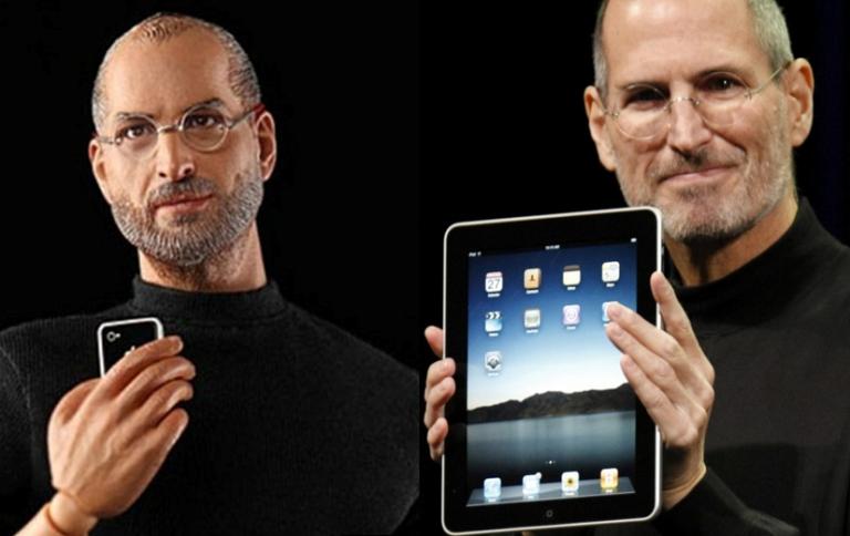 Posible Demanda por Fabricación de Muñeco Steve Jobs