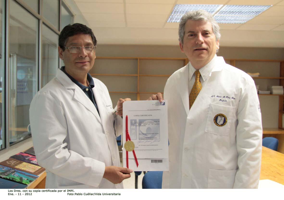 Patentan nuevo tratamiento en contra del Virus del Papiloma Humano