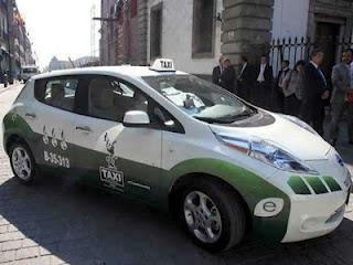 Ciudad de México ahora cuenta con taxis eléctricos