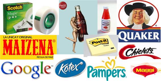 marcas genericas