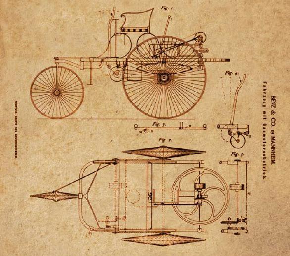 Propiedad Industrial: motor de la industria automotriz
