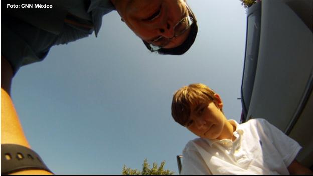 Un niño de 14 años logra tomar fotografías del espacio exterior
