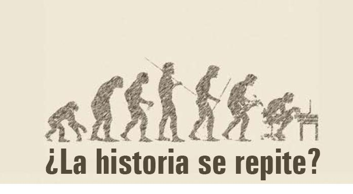 ¿La historia se repite?