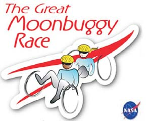 Se preparan para participar en la NASA Great Moonbuggy Race