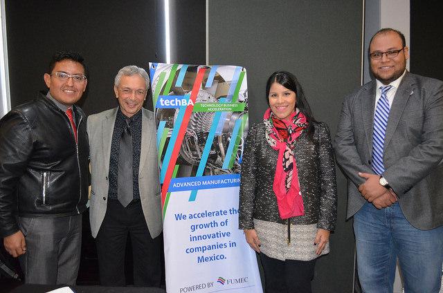 Apoyan innovación aeroespacial en México