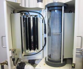 Reactores novedosos para descontaminación del agua