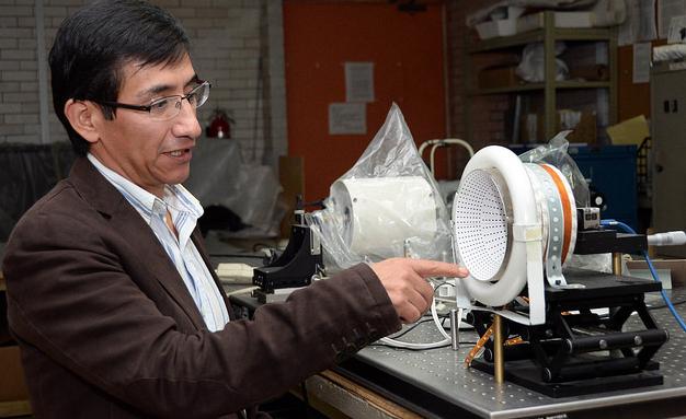 Creó investigador mexicano un topógrafo corneal de alta competitividad