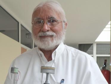Jorge Lechuga Andrade: desalinización sustentable del agua