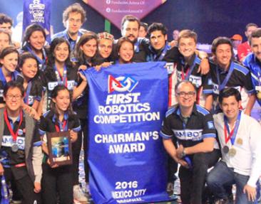 FIRST Regional México 2016: inspirando con robótica