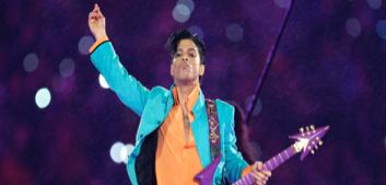 ¡Prince, todo un defensor de los derechos de autor!