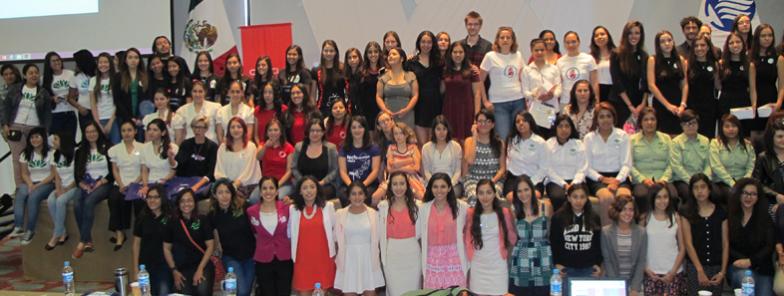Niñas mexicanas semifinalistas mundiales en Technovation Challenge