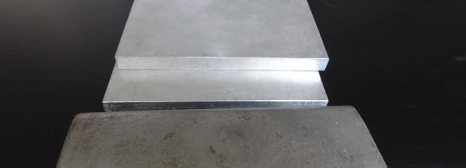 Mejoran propiedades mecánicas del aluminio con sal común