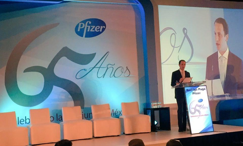 México tiene un buen sistema de protección a la propiedad intelectual: Pfizer
