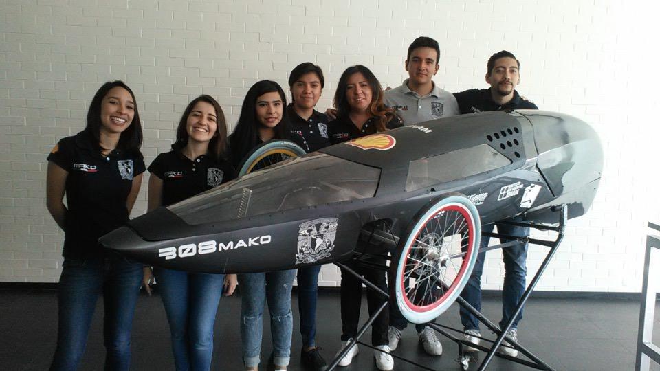 Con 250 mil pesos construyen auto eléctrico 100% mexicano
