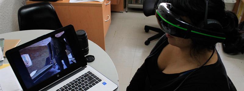 Ciberpsicología contra trastorno por estrés postraumático
