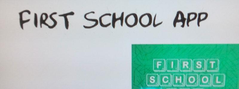 Estudiantes crean app para aprender inglés en preescolar