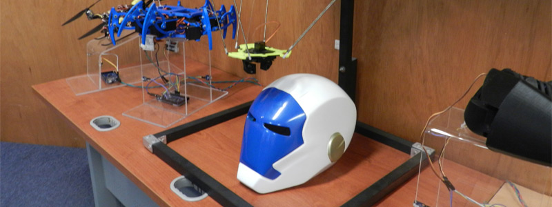 Prototipos robóticos para la enseñanza