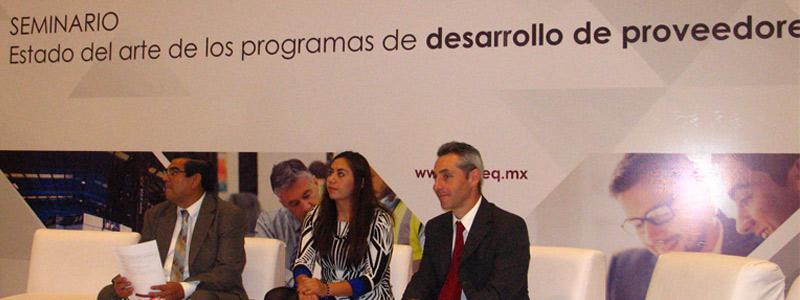 Promueve Ciateq desarrollo de proveedores industriales