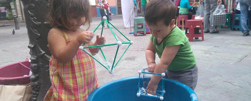 Contagiar el gusto por las matemáticas, el reto de Matemorfosis