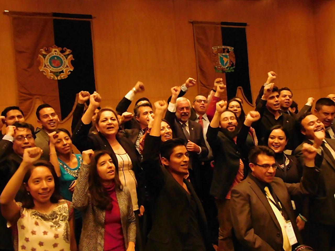 Suma UNAM 160 empresas innovadoras incubadas desde 2009