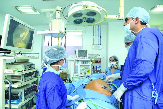 La cirugía que ayuda al paciente con diabetes