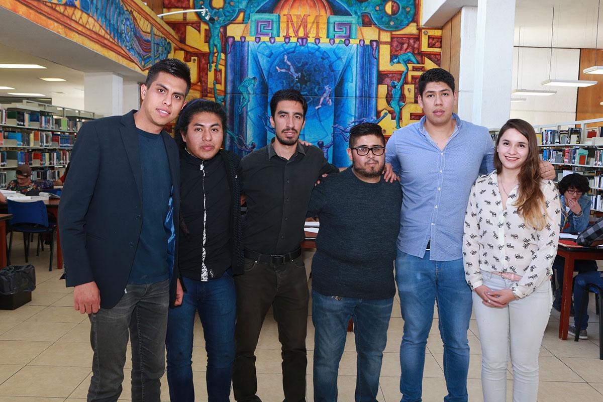 Alumnos de la UAM participarán en fase final del concurso Hult Prize