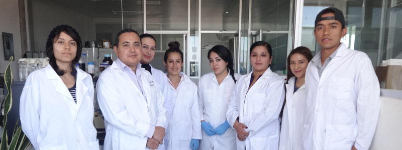 Laboratorio de Biotecnología y Ciencias Ambientales de la UAZ