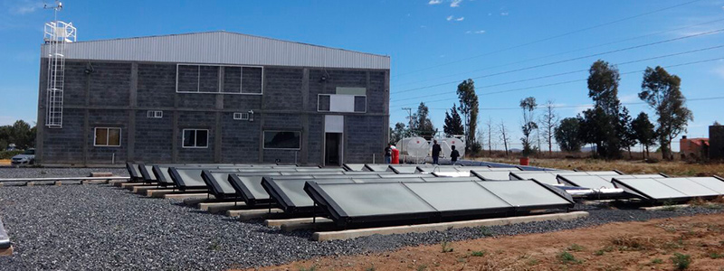 Inauguran Planta Termosolar en Zacatecas