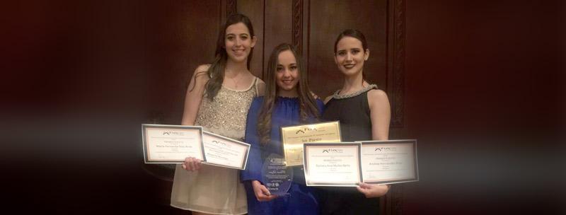 Mexicanas ganan Concurso Latinoamericano de Simulación en Logística