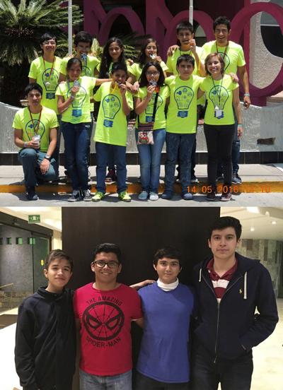 Delegación de Guanajuato gana 7 medallas en Olimpiada de Matemáticas para alumnos de primaria y secundaria