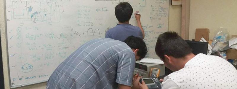 Ingeniería en física: teoría e innovación
