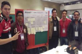 Estudiantes de la FCE ganan tercer lugar en el Primer Innovation Workshop – Mexican Demo Vehicle