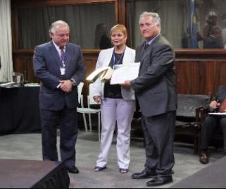 El biofungicida Fungifree AB®, desarrollado en la UNAM, obtiene el Premio INNOVAGRO 2017