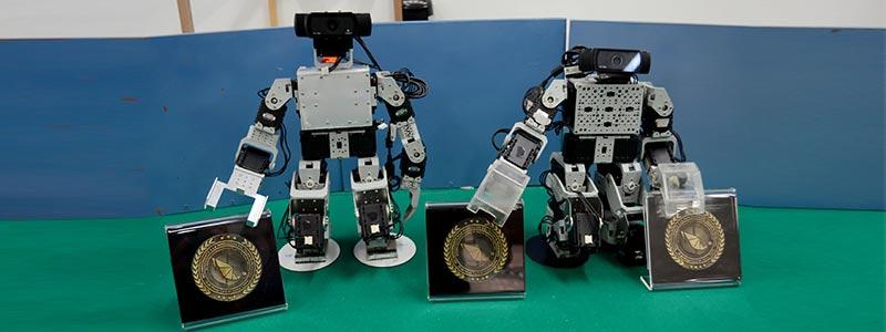 LYNXBots, talento en robótica
