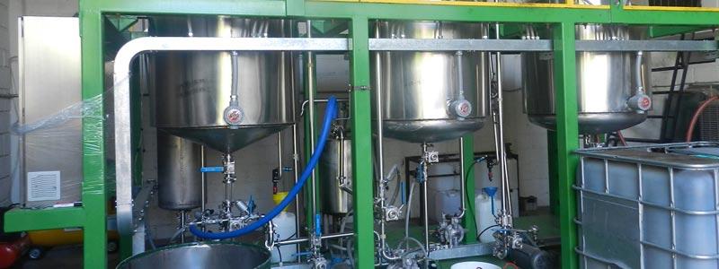 La fórmula del éxito: biodiesel de bajo costo