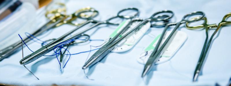 Campos electromagnéticos para esterilizar materiales quirúrgicos y de laboratorio