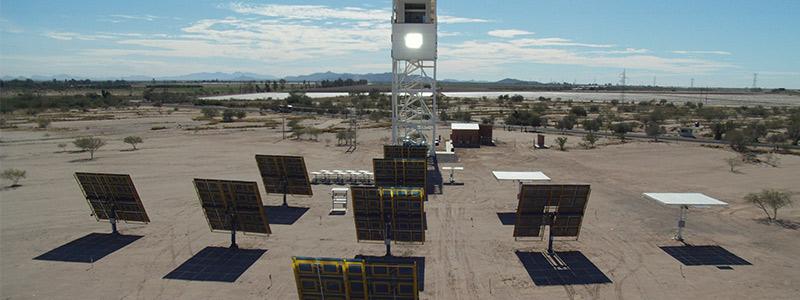 México logra niveles de concentración solar únicos en el mundo gracias al LACYQS