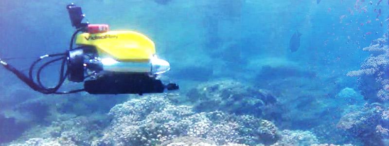 A la exploración con minisubmarinos