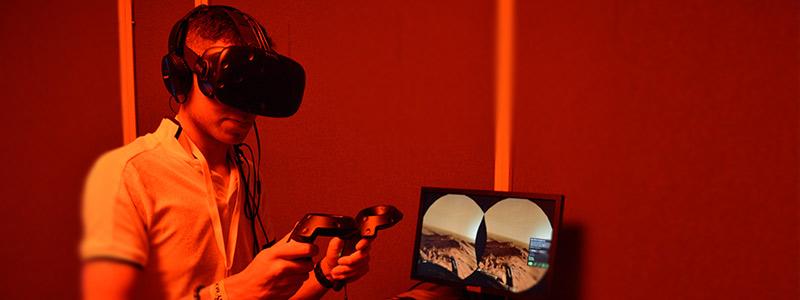 La realidad virtual como herramienta para la investigación