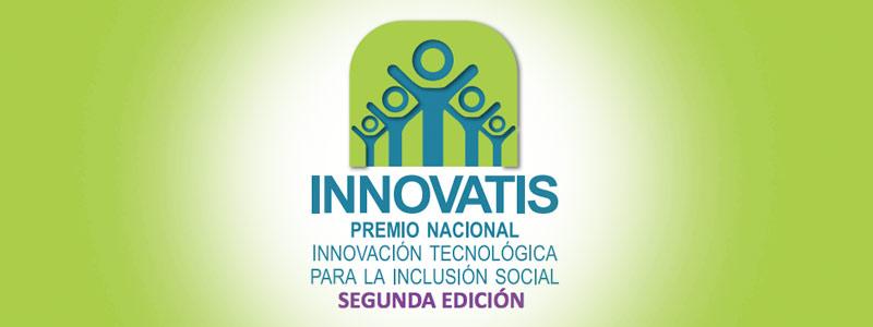 Convocatoria Premio Nacional Innovación Tecnológica para la Inclusión Social