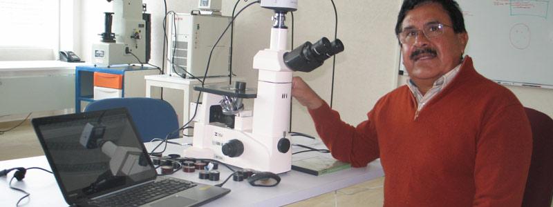 Construirán laboratorio para caracterización de materiales