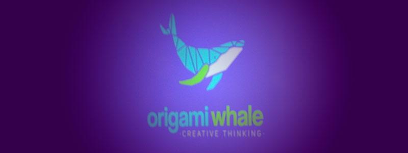 Origami Whale, innovación para públicos infantiles
