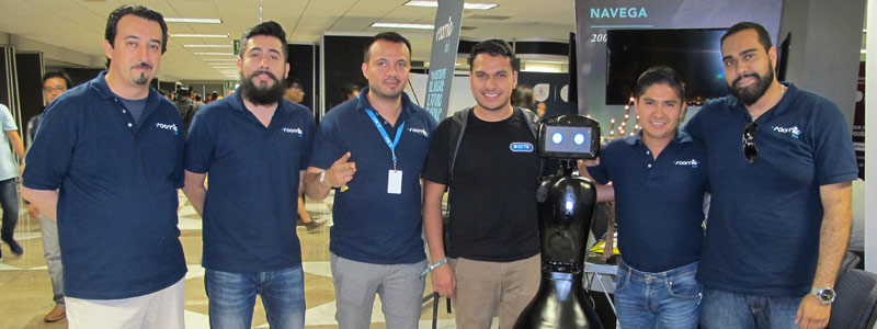 Roomie Bot, un robot para el hogar