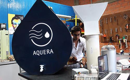 Tecnólogos mexicanos logran obtener agua de la humedad en comunidades sin ella