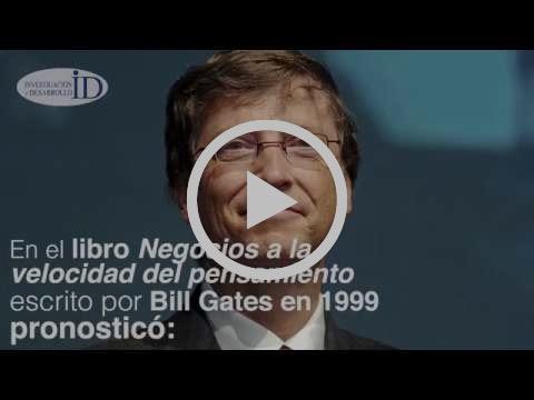 5 predicciones de Bill Gates que ya se hicieron realidad