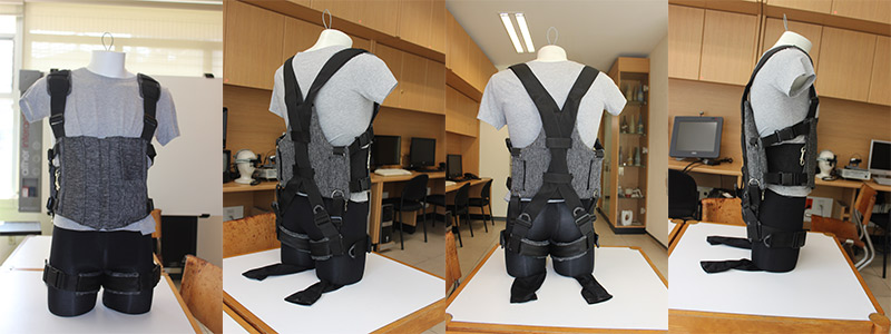 Diseñan producto ergonómico para cuidadores de personas con discapacidad motriz