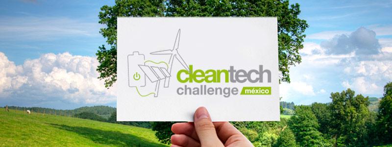 Participa en la novena edición de Cleantech Challenge México