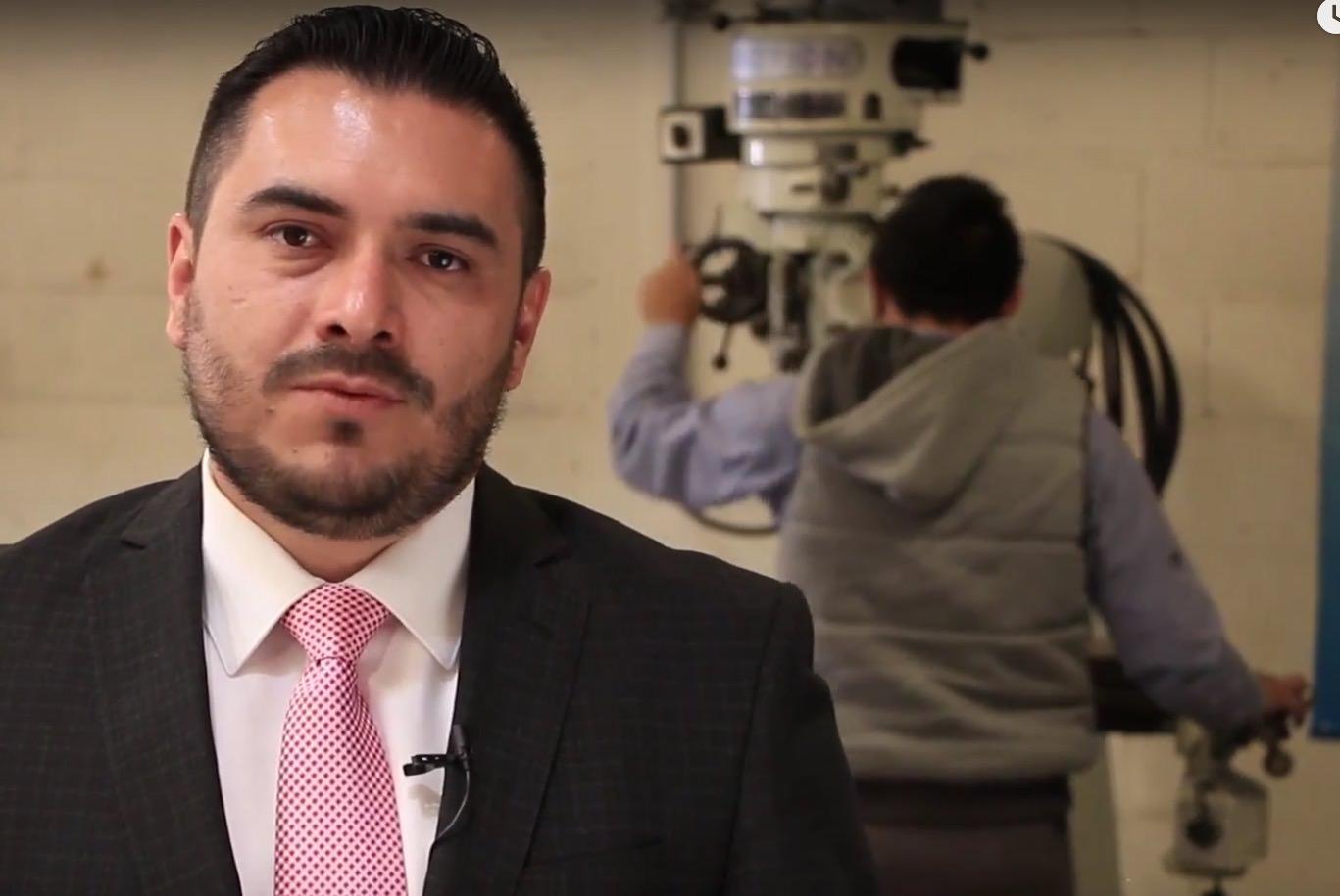 Con patente de cerillo eléctrico gana premio la firma HAS-IT, de Zacatecas