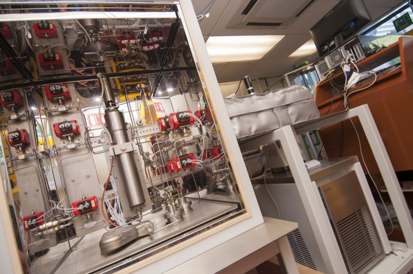 IMP patenta sistema para detectar arena que tapona ductos